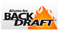 Logo backdraft